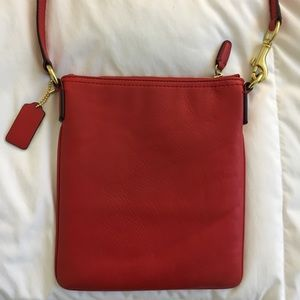 Coach Bags - COACH LEGACY LEATHER CROSSBODY - AUTHENTIC